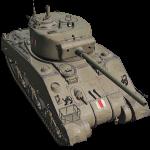 Sherman III — британский СТ V уровня