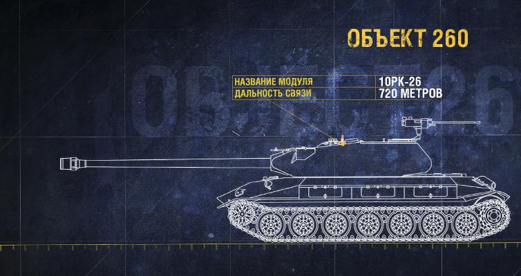 Рация - 10РК-26