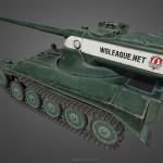 AMX 13 57 GF — французский ЛТ VII уровня