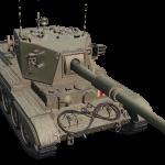 Charioteer — британская ПТ-САУ VIII уровня
