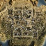 Карта Затерянный город
