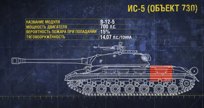 is-5_engine