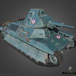 FCM 36 — французский ЛТ II уровня
