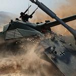 Новая физика World of Tanks