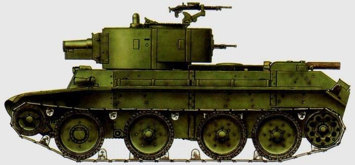 bt-7-artillerijjskijj_history