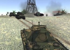Прицеливание в аркадном бою