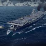 Авианосцы в World of Warships