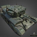 Cromwell B — британский СТ VI уровня