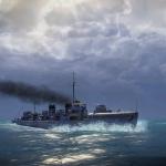 Японские эсминцы