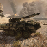 M1128 Stryker — ИТ 8 уровня