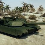 M1A1 Abrams — основной боевой танк 8 уровня