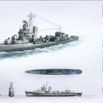 Sims — американский эсминец VII уровня