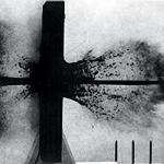 Рентгеновский снимок пробития брони кумулятивной струей