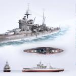 Warspite — британский линкор VI уровня