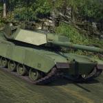М1 Abrams — ОБТ 7 уровня