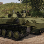 БМД-4 в Armored Warfare