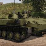 БМД-4 в Armored Warfare