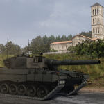 Leopard 2 в Armored Warfare