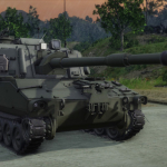 M109A6 Paladin — САУ 8 уровня