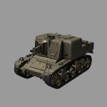 T18 HMC — американская САУ III уровня
