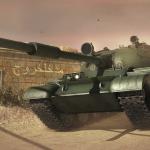 Т-62 — ОБТ 3 уровня