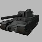 Type 4 Heavy — японский ТТ IX уровня