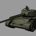 Т-44-100 — советский СТ VIII уровня