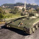 T92 Light Tank — ЛТ 2 уровня