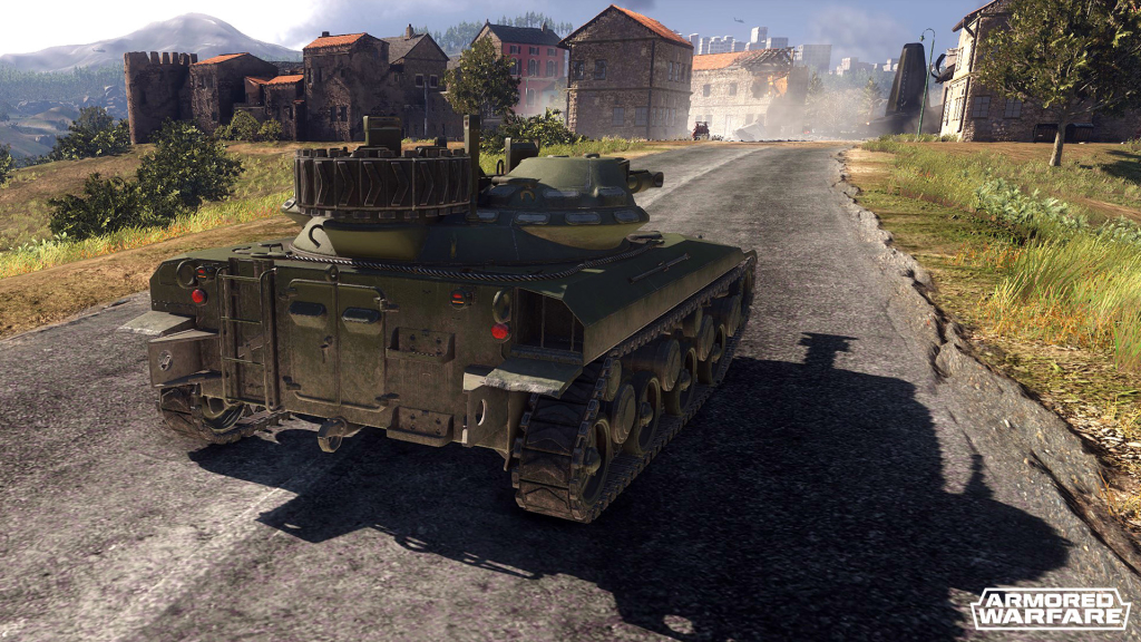 T92 Light Tank в Armored Warfare