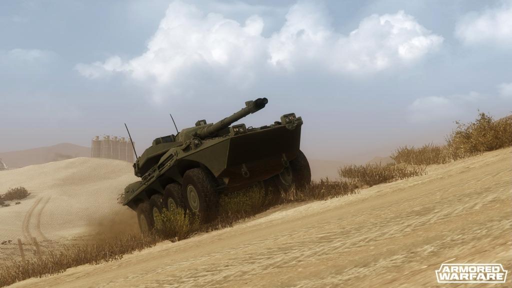 Centauro 120 в Armored Warfare