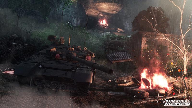 Основной боевой танк (ОБТ) в Armored Warfare