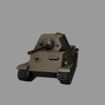 Skoda T-25 — чехословацкий СТ VI уровня