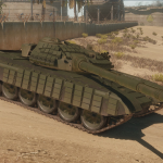 Т-72А — ОБТ 6 уровня