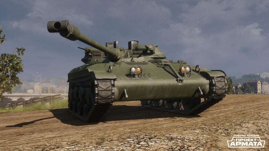 T92, премиумный легкий танк 2 уровня