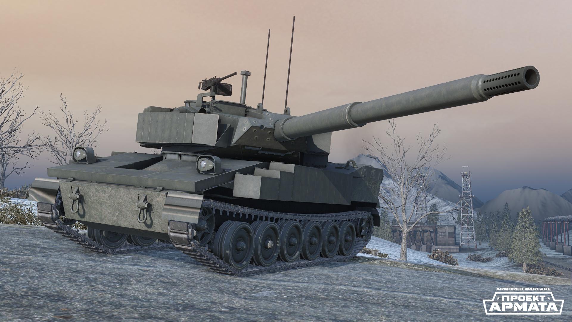 XM8, легкий танк 8 уровня