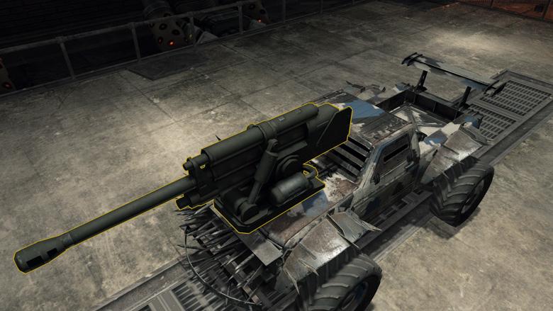 Оружие в Crossout. Часть первая