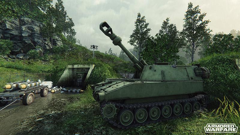 Оборудование в Armored Warfare