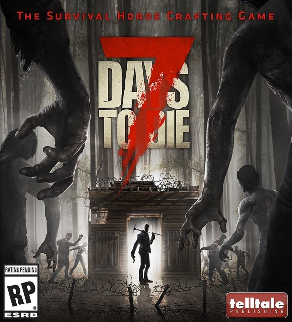 Ключи 7 Days to Die