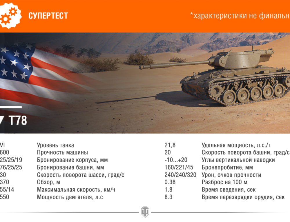 T78 в World of Tanks